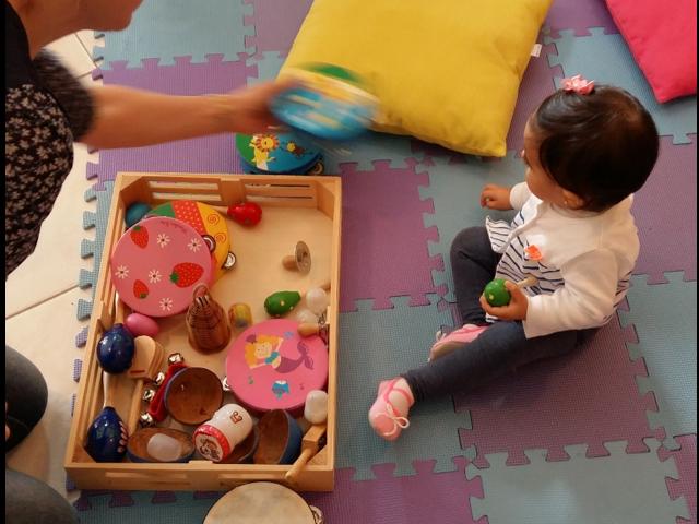 Visita de mãe: Sobre ser mãe, apaixonada por música e por bebês!