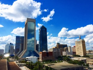 Panorama de Jacksonville, FL