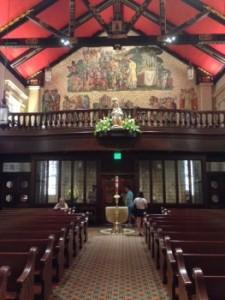 Igreja de Saint Augustine, Florida