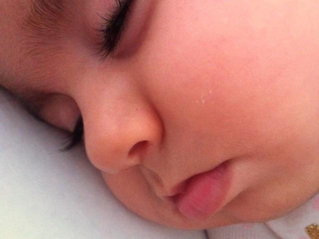 O segredo para o sono do bebê…
