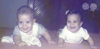 Visita de Mãe: Amamentando gêmeos