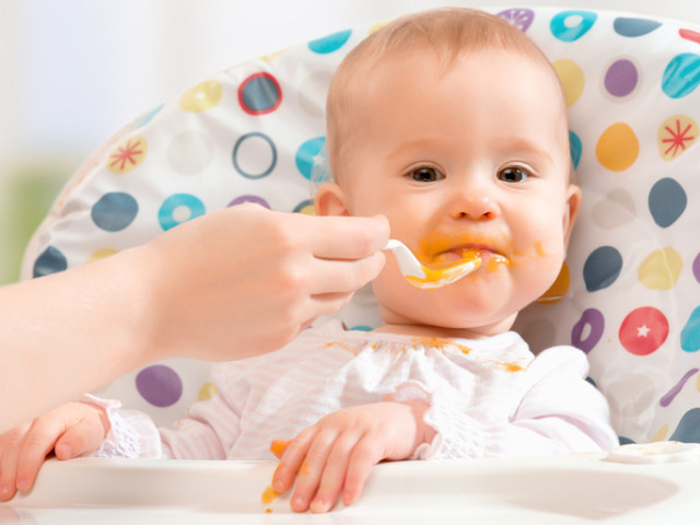 Utensílios úteis para a alimentação do bebê