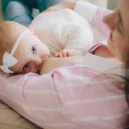 Visita de Mãe: Relato de relactação e amamentação